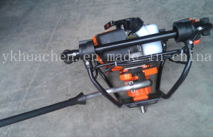 The Latest Version Earth Auger Ground Drill with Brake System Quick Stop Auger Drill Hole Digger pictures & photos