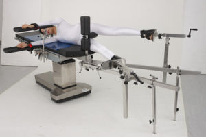 Orthopedic Traction for Operation Table pictures & photos