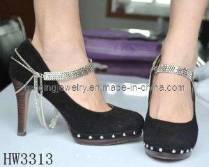 Lady High Heel Jewelry Chains (HW3313)