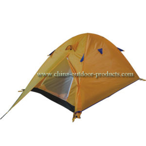 2persons 190t Polyester Outdoor Camping Tent (ETBL-TC070) pictures & photos