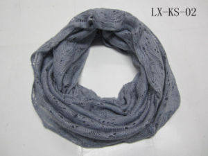 2014 Fashion Acrylic Lady Scarf