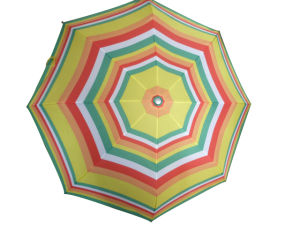 Factory Wholesale Rainbow Fabric Cheap Kids Umbrella pictures & photos