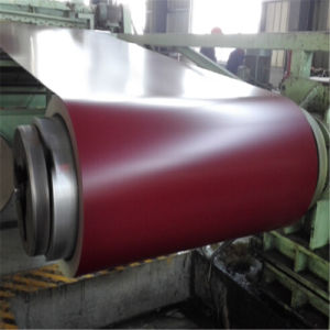 Dx51d Roofing Sheet Gi/PPGI Material Prepainted Steel Coil pictures & photos