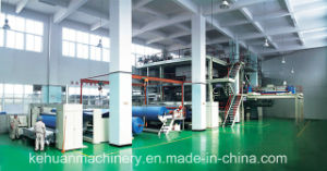 2.4m Ssmms Polypropylene Spunbond Nonwoven Machine pictures & photos