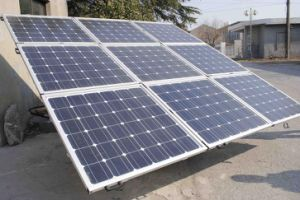 Solar Energy Power System for Home/Facotory Use1kw-6kw pictures & photos
