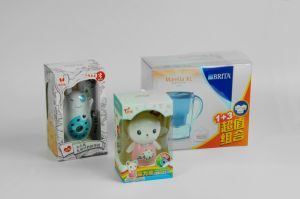 Plastic Packaging Box for Toys pictures & photos