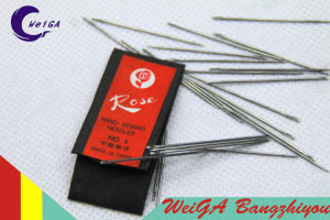 Hand Sewing Needles Rose Brand pictures & photos