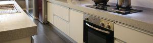 Kefeng-228 Granite Color Quartz Stone for Kitchen Countertop pictures & photos