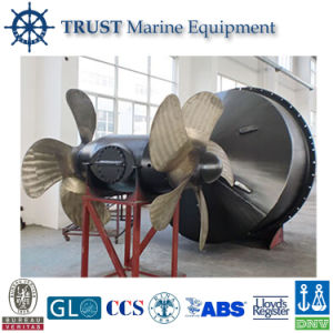 Marine 5 Blades From 300HP to 3200HP Alloy Contra-Rotating Propellers pictures & photos