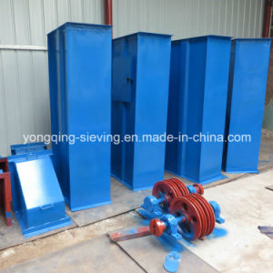 China Cement Vertical Chain Grain Bucket Elevator pictures & photos