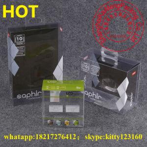 Luxury Design Printed PVC Folding Plastic Storage Box Black pictures & photos