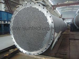 Titanium Clad Heater Pressure Vessel-Heat Exchanger (P004) pictures & photos