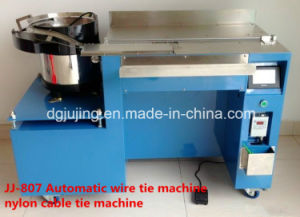 Automatic Nylon Cable Tie Machine pictures & photos