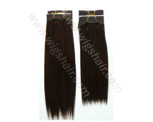 Long Straight Brazilian Human Hair Weaving pictures & photos