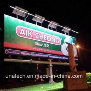Outdoor Billboard Solar LED Streamlined Light pictures & photos
