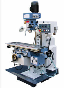 Knee Type Milling Machine Manufacturer (Universal Mill Drill Machine ZX6350A) pictures & photos