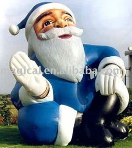 Giant Inflatable Santa Claus for Show (MIC-394) pictures & photos