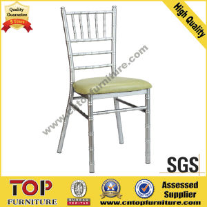Banquet Restaurant Stackable Steel Chiavari Chair pictures & photos