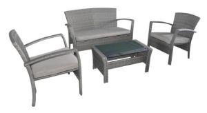 Patio Garden Promotion Sofa Rattan/Wicker Outdoor Furniture