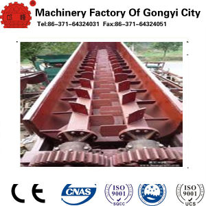 China Popular Mining Cobble Washing, Spiral Ore Wash Design