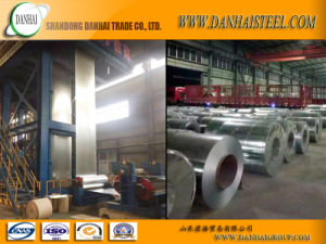 Dx51d Grade PPGI Prepainted Galvanized Steel Coil Building Material pictures & photos