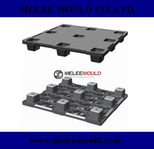 Plastic Injection Nestable Pallet Tray Moulding pictures & photos