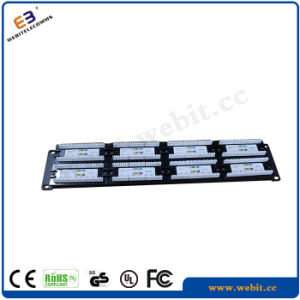1u 48ports Patch Panel pictures & photos