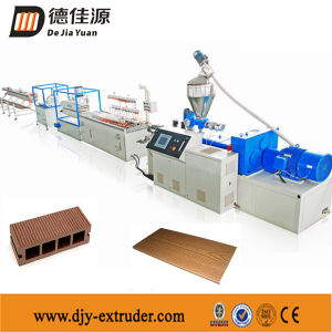 PVC Plastic Panel Extrusion Line Machinery