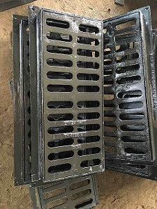 Ductile Iron Rectangle Rain Grate