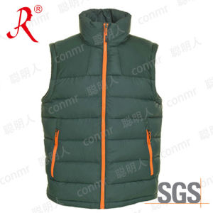Wholesale Winter Warmer Polyester Vest (QF-813) pictures & photos