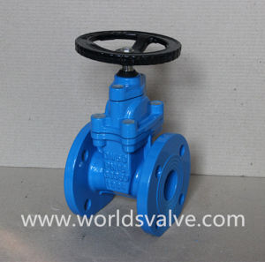 BS5163 DIN3352 F4 F5 Ductile Cast Iron Gate Valve (Z45X-10/16) pictures & photos