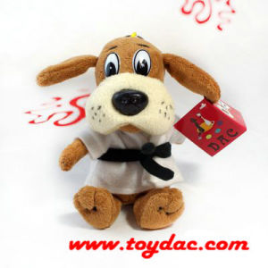 Stuffed Key Chain Dog pictures & photos