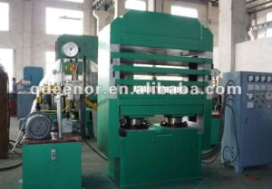 1800X1600mm Foam Rubber Sheets Vulcanizing Press/EVA Foaming Machine pictures & photos