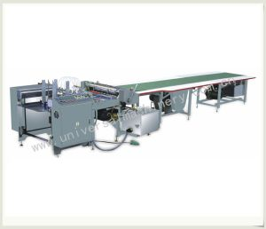Full Automatic Feida Gluing Machine Lm-Js-700-4/6 (Approved CE) pictures & photos