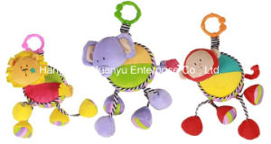 Children Stuffed Musical Movement Pull Animal Toy pictures & photos