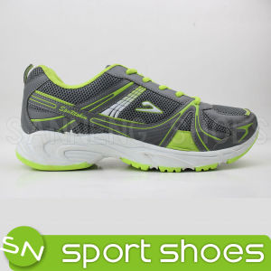 Sns-01017 Sports Shoes PVC Injection PVC+Mesh Upper pictures & photos