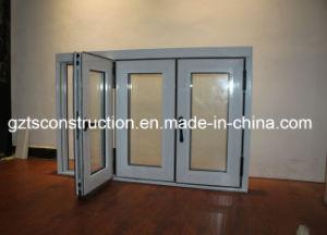 Aluminum Bi Folding Window Aluminium Folding Window pictures & photos