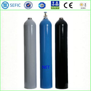 50L Seamless Steel Gas Cylinder with Valve (EN ISO9809) pictures & photos