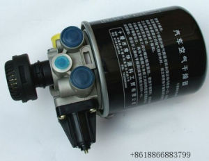 Sinotruck HOWO Shacman Truck Spare Parts Oil Type Air Filter pictures & photos