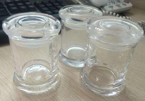 3oz Glass Spice Jar with Glass Lid