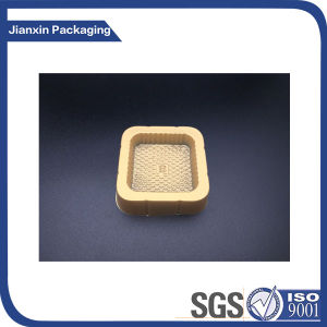 Customize Small Golden Blister Packaging Tray pictures & photos