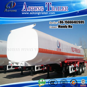 2 Axles 30000 Liters Fuel/Oil Tanker Semi Trailer, Truck Trailer pictures & photos