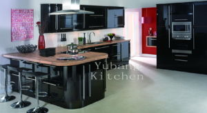 High Gloss Kitchen Cabinets (#M2012-19) pictures & photos