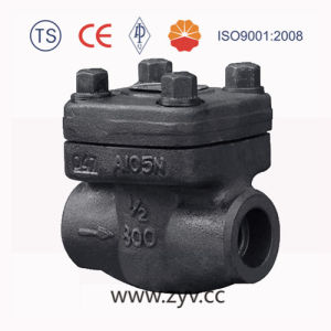"""1/2""""~2"""" 800lb Forged Steel Check Valve pictures & photos"""