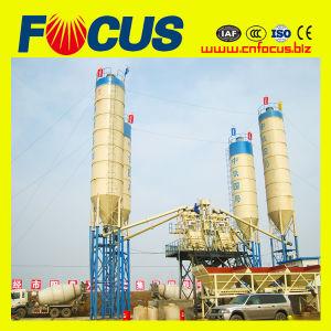Hzs Series 35m3/H Mini Concrete Mixing Plant pictures & photos