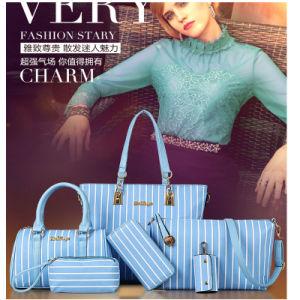 Handbags Wholesale Luxurious Tote Bag 6PCS in One Set Cheap