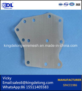 China Filter Wire Mesh Disc pictures & photos