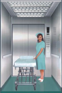 Shandong FUJIZY Elevator for Hospital Bed pictures & photos