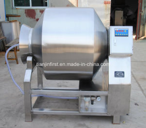 Vacuum Meat Stainless Steel Vacuum Meat Tumbler Machine pictures & photos