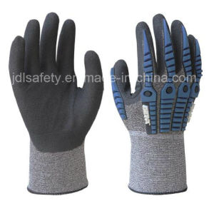 Anti-Impact Safety Glove Gauge 18 (TPR9022) pictures & photos